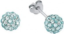 Amor           FINEEARRING, argento, colore: turchese, cod. 421508