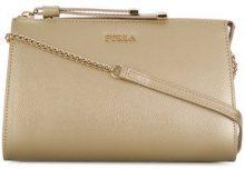 Furla - Borsa a tracolla 'Luna' - women - Leather - One Size - NUDE & NEUTRALS