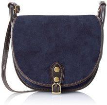 Chicca Borse 10026 Pochette da Giorno, 26 cm, Blu