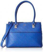 Guess Hobo, Borsa a Spalla Donna, Blu (Blue), 14.5x24x32 cm (W x H x L)