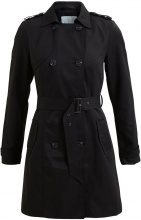 VILA Classic Trenchcoat Women Black