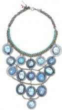 Collane Sveva Collection  COLLANA LUNGA  PIETRE BLU