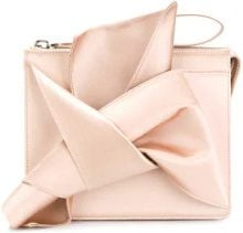 Nº21 - Borsa Clutch - women - Satin - One Size - NUDE & NEUTRALS