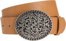 Cintura con fibbia decorata (Marrone) - bpc bonprix collection