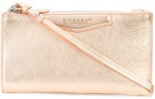 Givenchy - Antigona pouch - women - Goat Skin - One Size - METALLIC