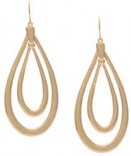 Aurelie Bidermann - Orecchino pendente - women - Gold - OS - METALLIC