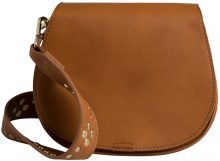 PIECES Daily Crossbody Bag Women Brown