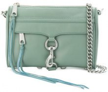Rebecca Minkoff - Borsa a spalla 'M.A.C' - women - Leather/Polyester - OS - GREEN