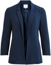 VILA 3/4 Sleeved Blazer Women Blue