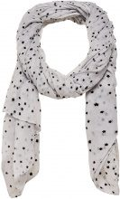 ONLY Dotted Scarf Women Blue