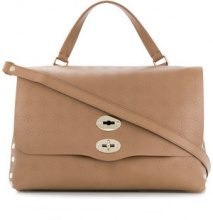 Zanellato - Malo Di Noce shoulder bag - women - Leather - One Size - BROWN