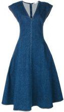 Stella McCartney - Ivy Organic denim dress - women - Spandex/Elastane/Cotton - 42 - BLUE