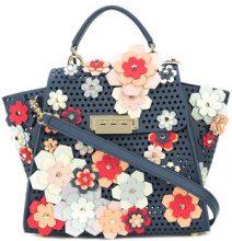 Zac Zac Posen - Eartha Kit Convertible backpack - women - Calf Leather - OS - BLUE