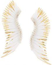 Mignonne Gavigan - wing earring - women - Acetate - OS - Bianco