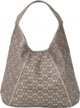 Borsa shopper traforata al laser (Marrone) - bpc bonprix collection