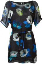 Minimarket - 'Ebone' dress - women - Silk/Polyester - 34 - Blu