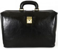 Borsa porta documenti Dream Leather Bags Made In Italy  Borsa Per Dottore In Pelle Vera, 1 Scomparto Colore Nero - Pelle