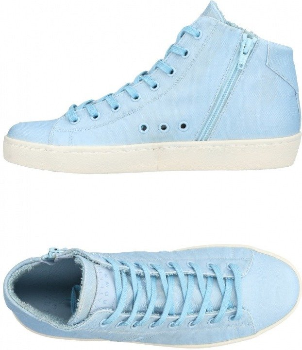 LEATHER CROWN - CALZATURE - Sneakers   Tennis shoes alte -  63724be14ef