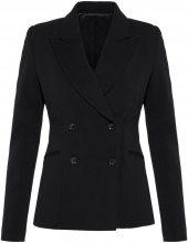 J.LINDEBERG Cypress Twill Jersey Blazer Women Black