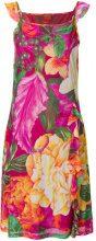 Kenzo Vintage - Vestito a fiori - women - Nylon - S - MULTICOLOUR