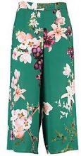 Plus Lana Oriental Floral Print Woven Trouser