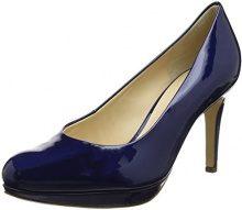 HÖGLSamantha - Scarpe con Tacco Donna, Blu (Blue (Navy)), 38.5