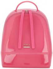 Furla - PVC Candy backpack - women - PVC - OS - PINK & PURPLE