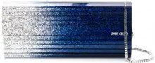 Jimmy Choo - Clutch 'Sweetie' - women - Acrylic - One Size - BLUE
