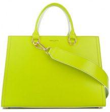 Emilio Pucci - Borsa Tote - women - Calf Leather - One Size - GREEN