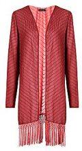 Emma Boutique Beaded Tassel Kimono