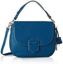 MAC DOUGLAS Gien Romy - Borse a spalla Donna, Blu (Bleu Lagon), 8x27x22,5 cm (W x H L)