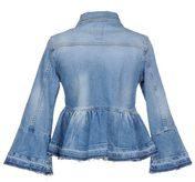 TWENTY EASY by KAOS  - JEANS - Capispalla jeans - su YOOX.com