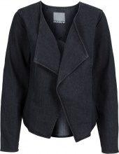 Blazer di jeans con collo triangolare (Nero) - RAINBOW