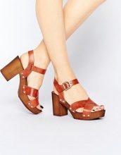 ASOS - TILLY - Sandali di pelle con tacco