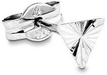 Amor Jewelry - Orecchini a perno, Argento Sterling 925, Donna