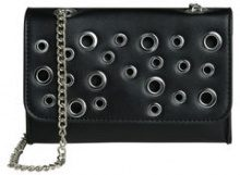 PIECES Small Crossbody Bag Women Black