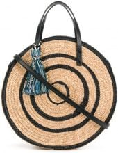 Rebecca Minkoff - Borsa tote 'Circle' - women - Hemp - OS - BLACK