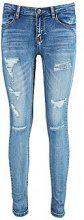 Alana jeans skinny a vita media
