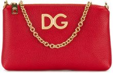 Dolce & Gabbana - Borsa Clutch - women - Leather - OS - RED