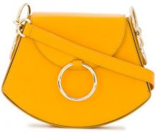 Nina Ricci - Borsa hobo 'Compas' - women - Calf Leather - OS - YELLOW & ORANGE
