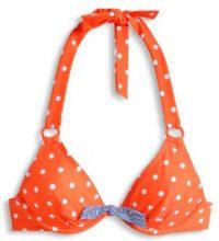 ESPRIT Bodywear - 994EF1A916/BONDI BEACH, Reggiseno bikini da donna, arancione (orange  (826)), 38 B