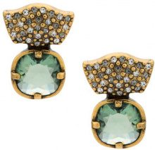 Camila Klein - Erenite earrings - women - metal - OS - METALLIC