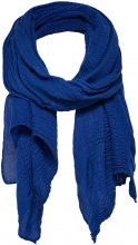 ONLY Solid Scarf Women Blue