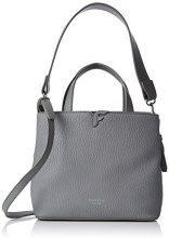 Fiorelli Argyle - Borse a tracolla Donna, Grey (Grey Casual), 15x20x24 cm (W x H L)