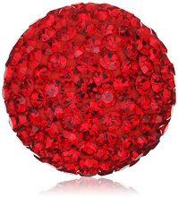 Engelsrufer, Ciondolo da donna a forma di sfera di cristallo rosso, ERS-55-ZI-M