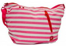 Borsa Shopping Benetton  Borsa  tracolla  a spalla rosa