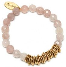 Lola Rose FASHIONNECKLACEBRACELETANKLET, colore: beige, cod. HAMPSTEAD374000