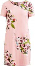 VILA Simple Short Sleeved Dress Women Pink