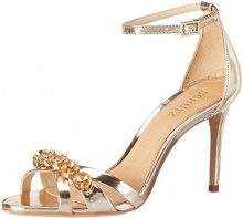 SchutzS0-20660097 - Scarpe con Cinturino Alla Caviglia Donna, Oro (Gold (Platina)), 40