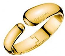 Calvin Klein Bangle Donna acciaio_inossidabile - KJ6GJD10010S